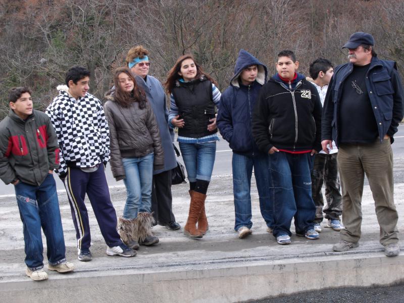 Exkurzia na kameňolome so žiakmi zo ZŠ Hranovnica