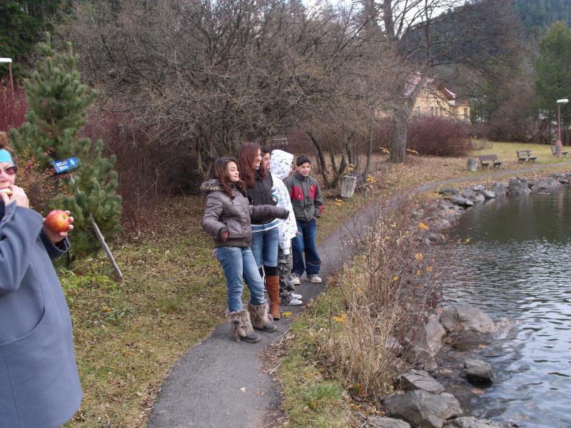 Za krásnou prírodou so žiakmi zo ZŠ Hranovnica